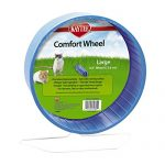 Kaytee-Large-Comfort-Exercise-Wheel-85-Inch-Colors-Vary-0