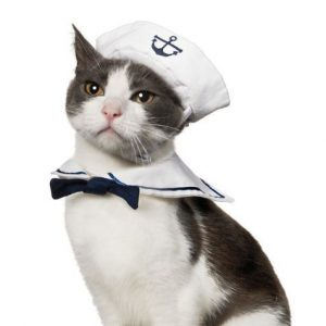 Namsan-Cat-Dog-Sailor-Costume-Hat-Navy-Tie-0