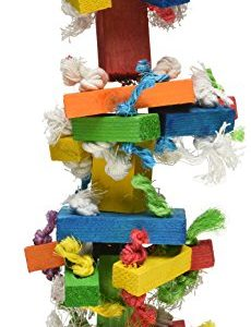 Paradise-4-by-13-Inch-Knots-Block-Chewing-Toy-Medium-0