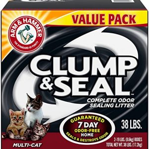 Arm-Hammer-Clump-Seal-Litter-Multi-Cat-38-Lbs-0